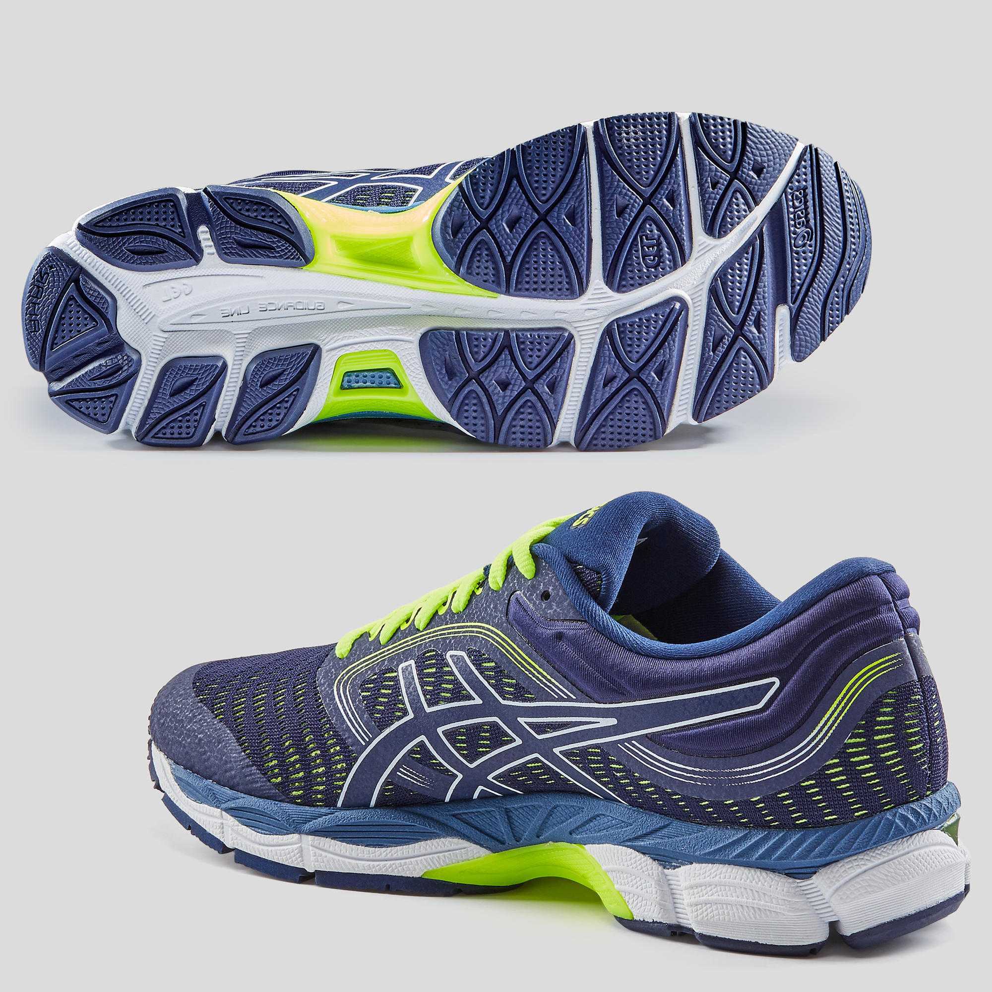 chaussures running homme asics