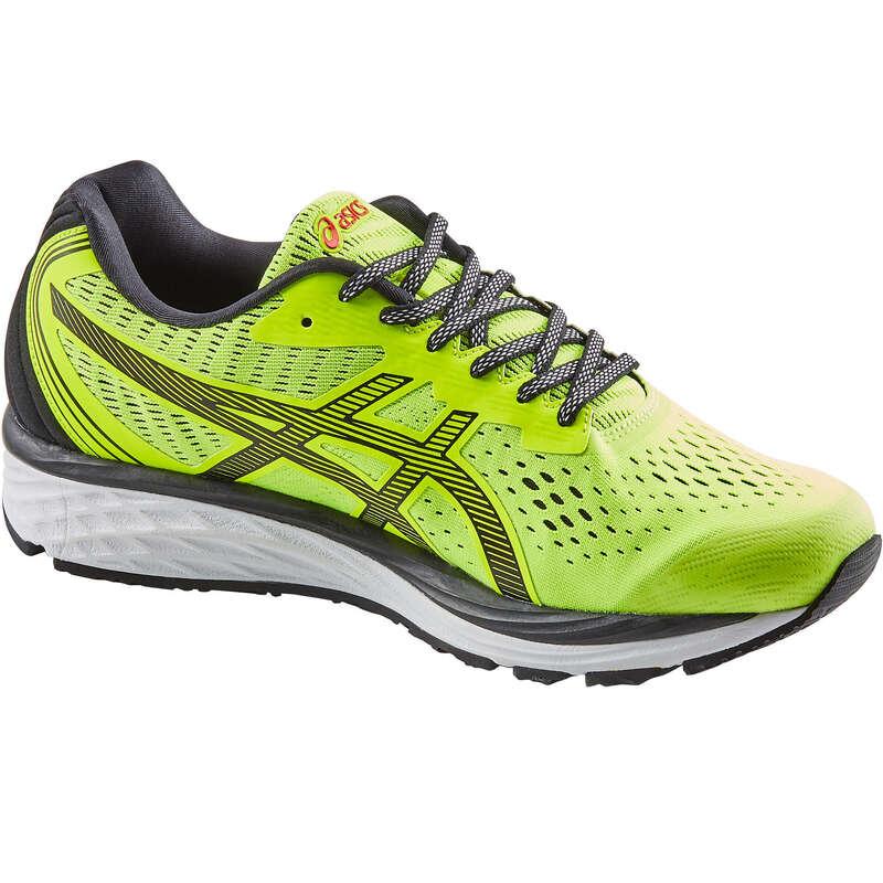SCARPE RUNNING UOMO Running, Trail, Atletica - Scarpe uomo GEL STRATUS gialle ASICS - Running, Trail, Atletica