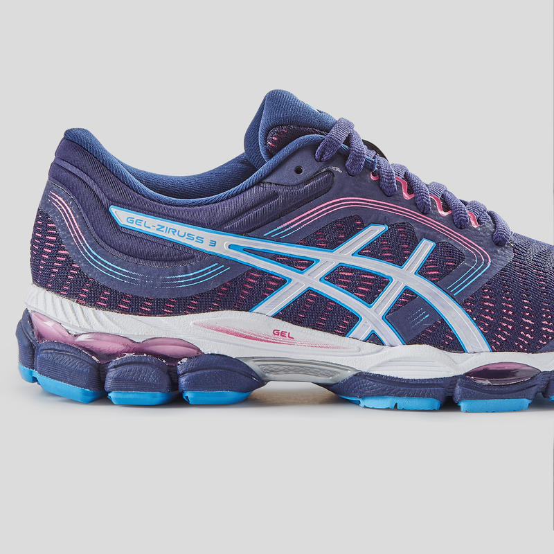 asics gel ziruss 3 womens running shoes que es