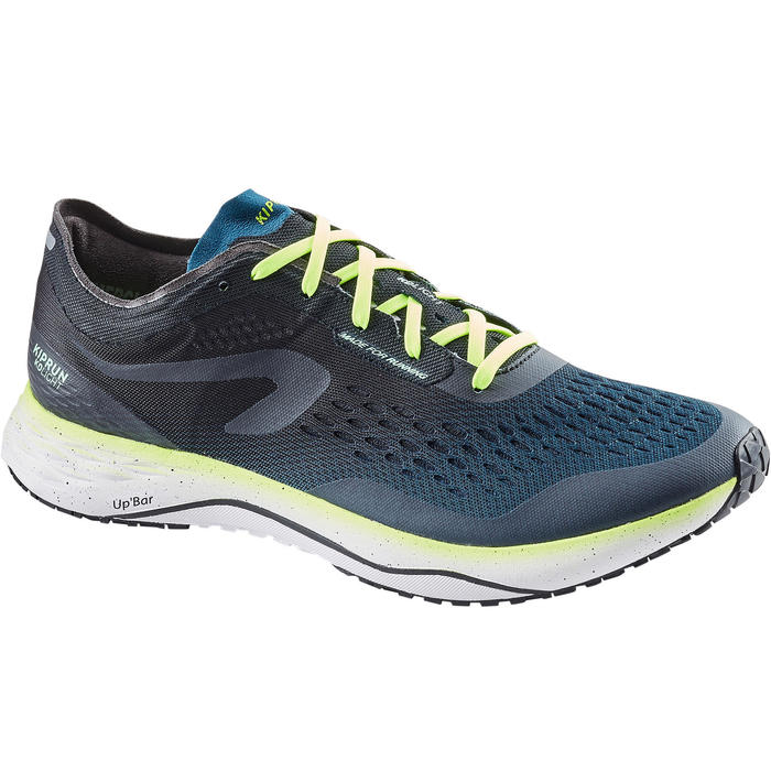 KIPRUN KD LIGHT MEN'S RUNNING SHOES BLUE YELLOW