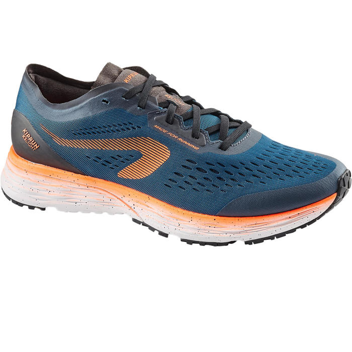 MEN'S RUNNING SHOES KIPRUN KS LIGHT - BLUE/RED