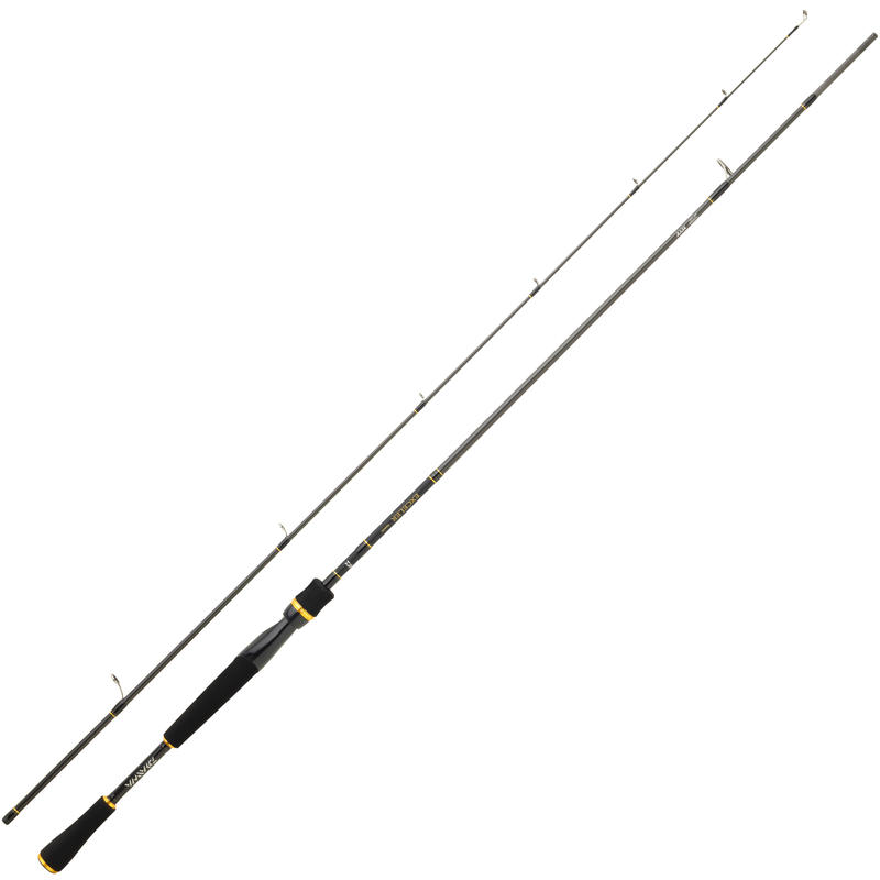 Canne pêche aux leurres carnassier EXCELER 702 MFS 5-21 GR