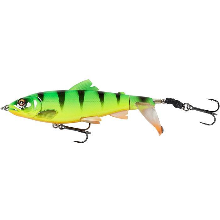 Pez Nadador Pesca Con Señuelos Depredador 3D Smashtail 10CM FT