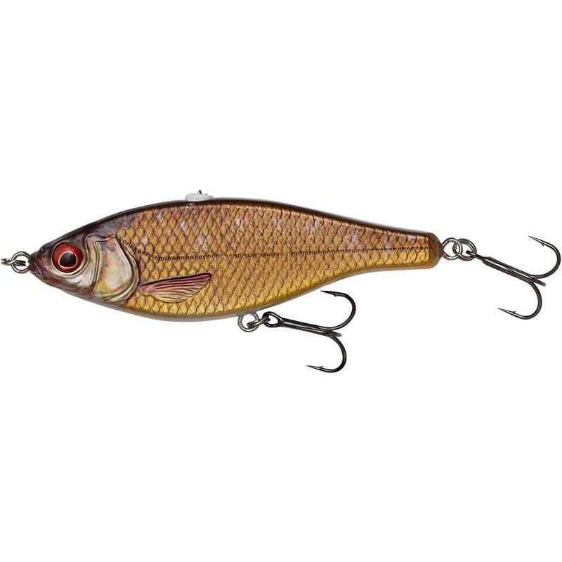 Plug bait pike lure fishing 3D ROACH JERKSTER - 14.5 GF