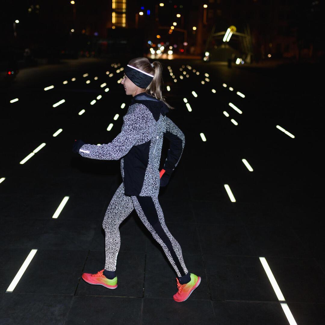 Courir De Nuit Conjuguer Plaisir Et Securite