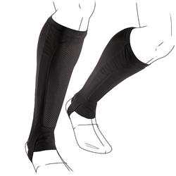 Protective gaiters for orienteering