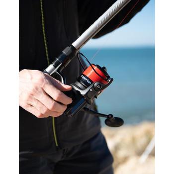 灘釣捲線器ADVANT POWER 5000-黑色