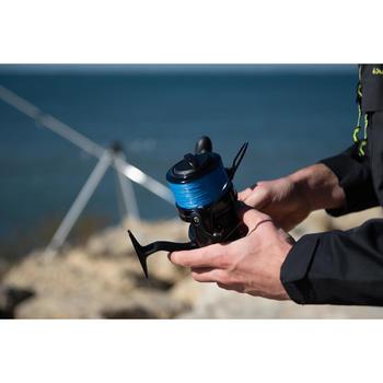 Werpmolen voor surfcasting Advant Power 8000 zwart
