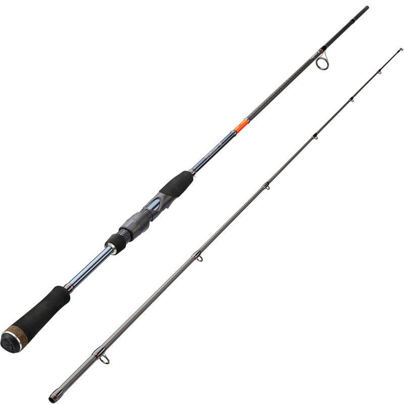 SADY, PRUTY NA LOV S NÁSTRAHOU MEDIUM OD 10 DO 30 G Rybolov - PRUT WIXOM-5 210 MH MODRÝ CAPERLAN - Rybářské vybavení