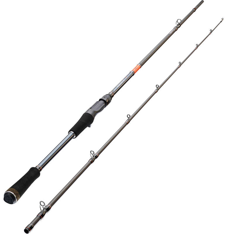 COMBO E CANNE SPINNING PESANTE Pesca - Canna WIXOM-5 220H CASTING CAPERLAN - Pesca a spinning