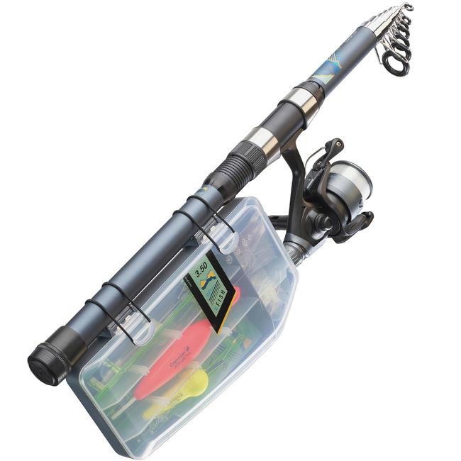 FISHING DISCOVERY COMBO UFISH 350