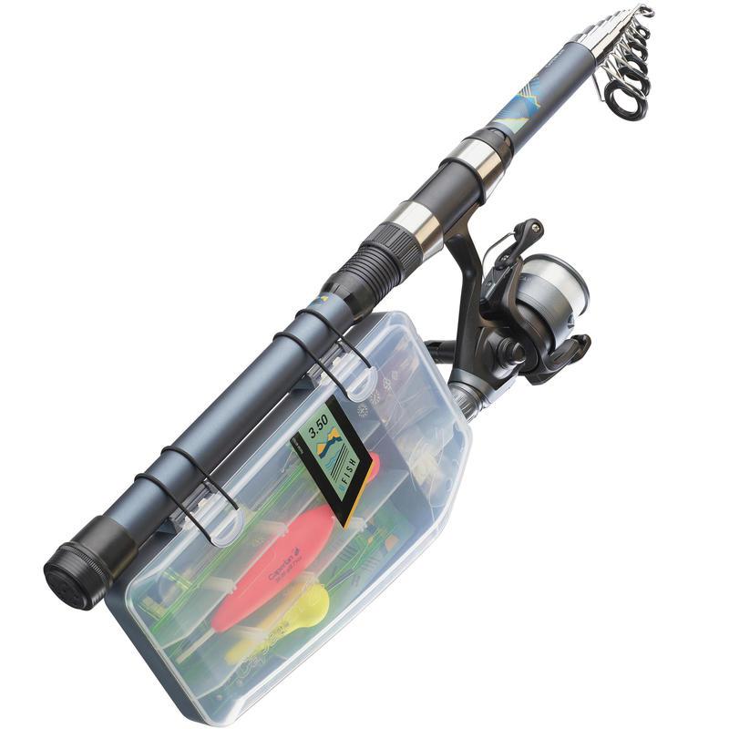 Set pescuit UFISH 350