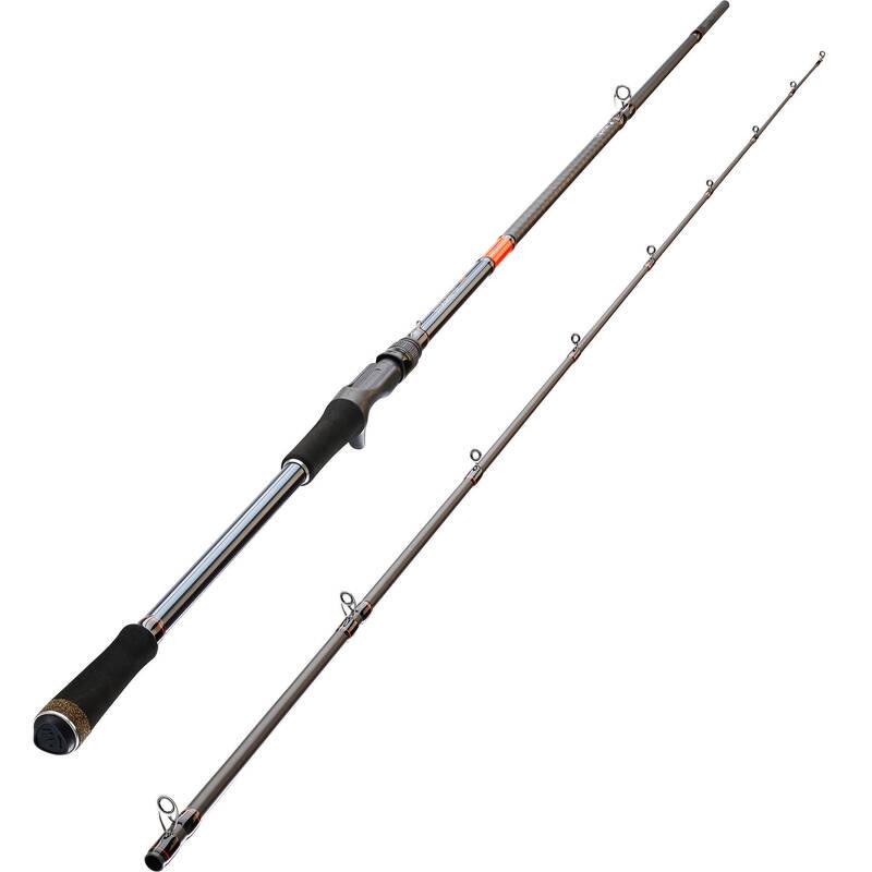 SADY, PRUTY NA LOV S NÁSTRAHOU NAD 30 G Rybolov - PRUT WIXOM-5 240XH  CAPERLAN - Rybářské vybavení