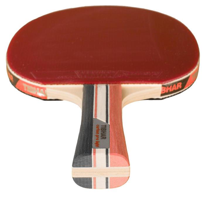 RAQUETTE DE TENNIS DE TABLE EN CLUB CARBON PRO LIGHT 6*