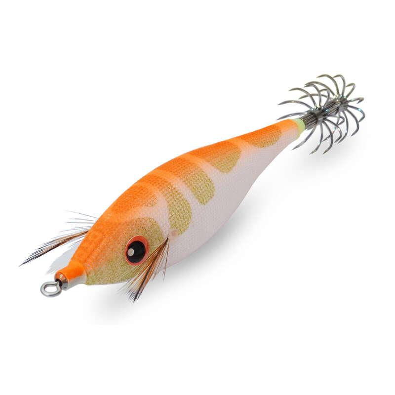 TINTAHAL ÉS POLIP M#CSALI Horgászsport - Műcsali Pirka, 7 cm, 2.5 DTD - Tengeri horgászat