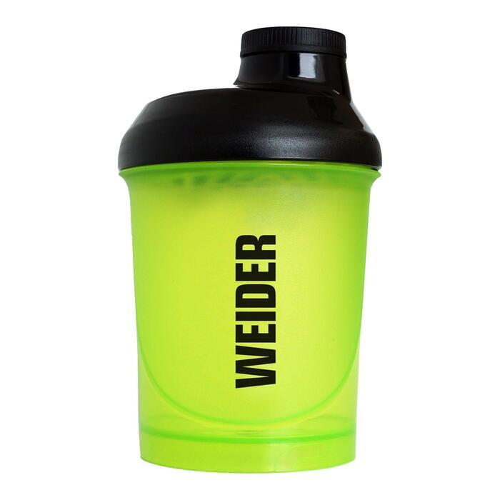 Shaker 300 ml groen