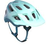 Rockrider Mountain Bike Helmet ST 500 - Blue