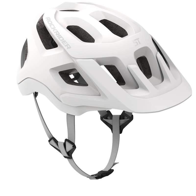 SPORT TRAIL MTB HELMETS ADULT Cycling - Mountain Bike Helmet ST 500 ROCKRIDER - Cycling