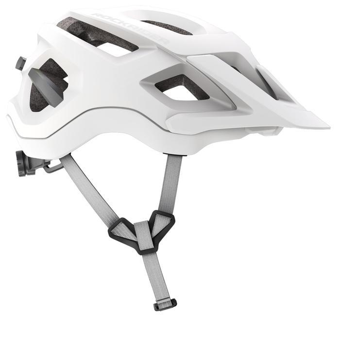 Fahrradhelm MTB 500 weiss