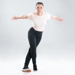 Trainingslegging voor streetdance dames zwart