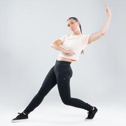 Legging d'entraînement danses urbaines noir femme