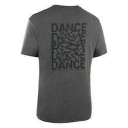 T-shirt danses urbaines kaki homme