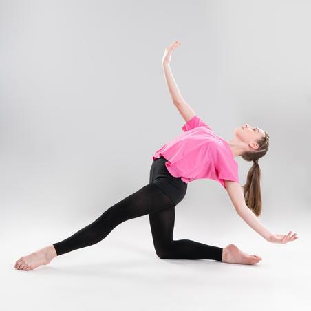 T-shirt de danse moderne– Filles