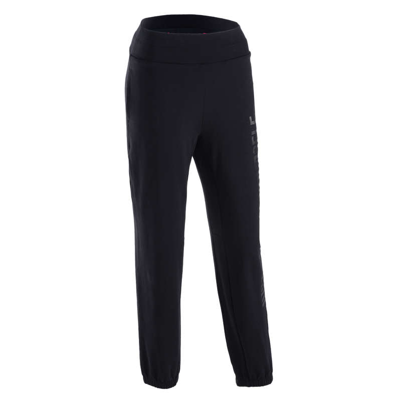 GIRL DANCE APPAREL Street Dance and Urban Dance - Girls' Modern Dance Bottoms DOMYOS - Sports