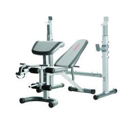 Banco Musculación Weider Pro 290 CW Inclinable/Declinable.