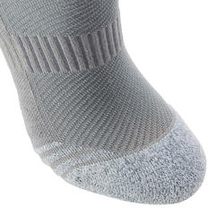 Sokken voor sportief wandelen WS 500 low grijs