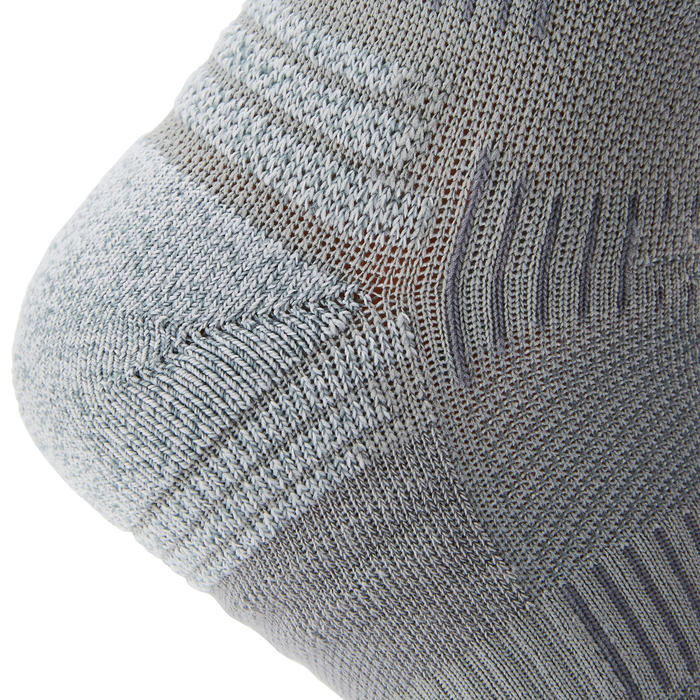 Calcetines para caminar WS 500 Low gris