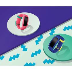 Bracelet d'activité Fitbit Ace 2 Junior bleu