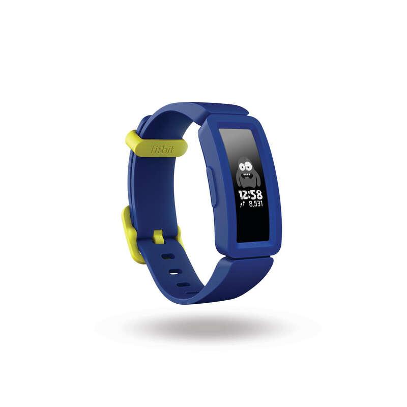 KROKOMIERZE Bieganie - Opaska Fitbit Ace 2 JR niebies FITBIT - Akcesoria do biegania