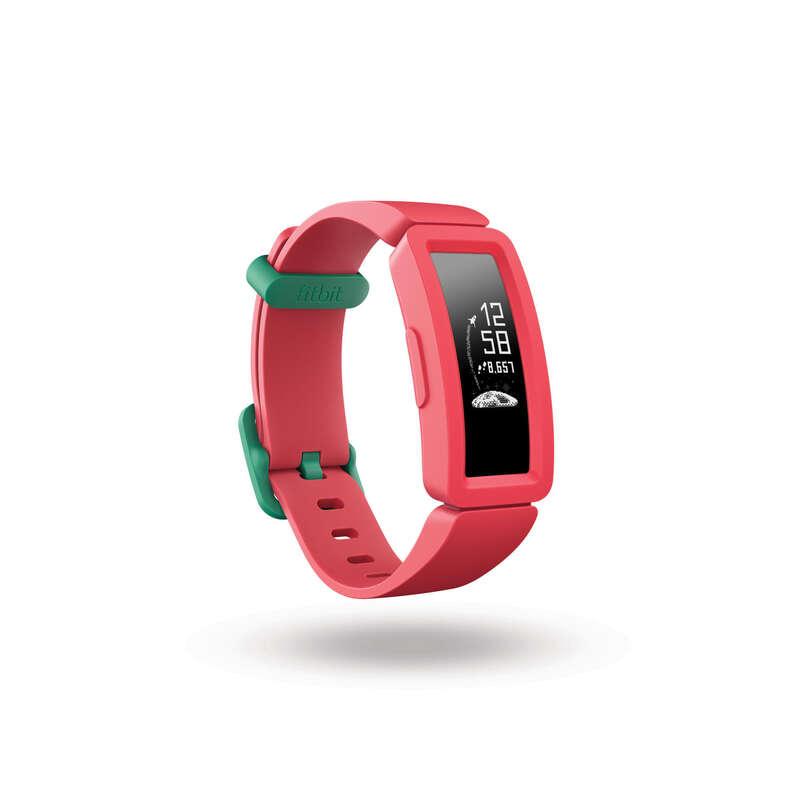 BALANÇAS/PEDÓMETROS/MONITORES Relógios, GPS, Monitores Atividade - Fitbit Ace 2 JR Rosa FITBIT - Relógios, GPS, Monitores Atividade