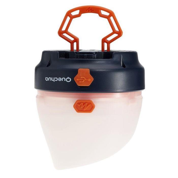 LAMPE DE CAMPING - BL50 DYNAMO RECHARGEABLE - 50 LUMENS