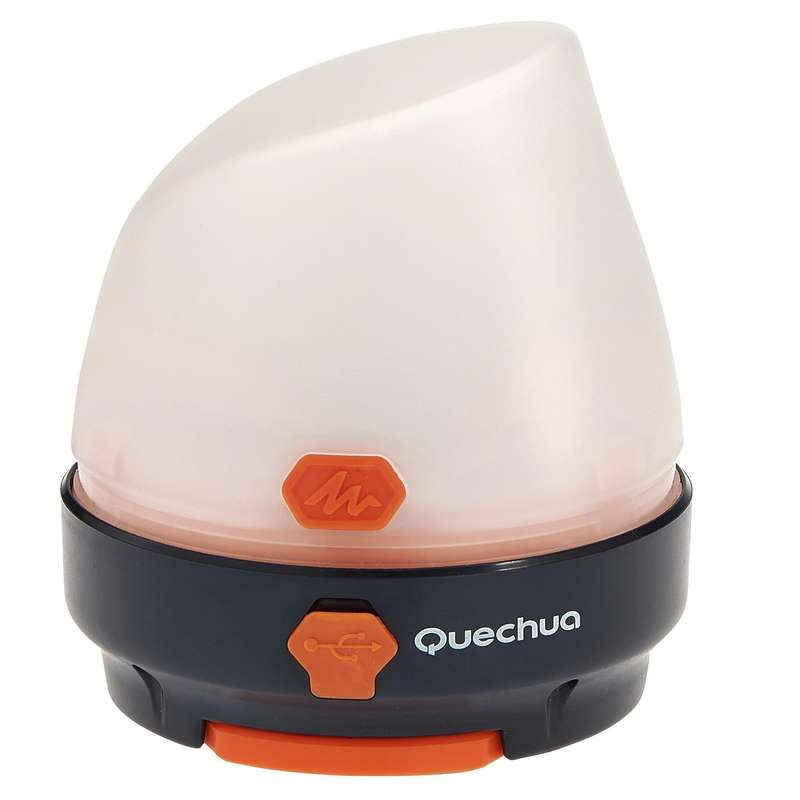 Tábori világítás, higénia Túrázás - Lámpa BL50 QUECHUA - Túra felszerelés