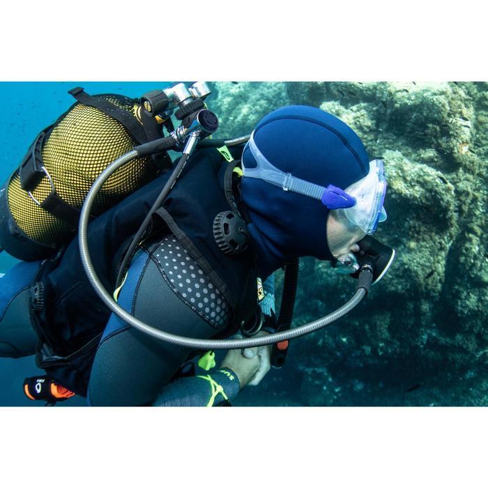 2 mm氯丁橡膠(neoprene)潛水頭套SCD