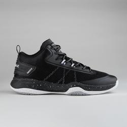 男款中筒籃球鞋SC500-黑色