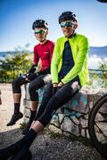 NÁVLEKY NA PAŽE A NOHY NA SILNIČNÍ CYKLISTIKU JARO/PODZIM Cyklistika - CHRÁNIČE KOLEN  VAN RYSEL - Helmy, oblečení a obuv