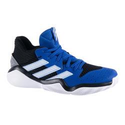 Chaussures de Basketball ADIDAS HARDEN STEPBACK bleues pour basketteur confirmé