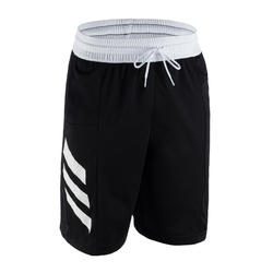 SHORT DE BASKET ADIDAS NOIR ADULTE