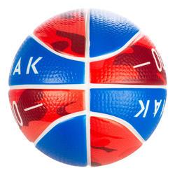 K100 Foam. Kids' Size 1 Mini Foam Basketball. Up to age 4.