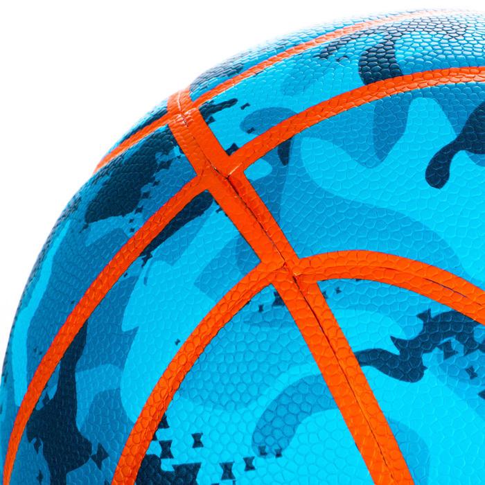 兒童款初學者籃球Aniball K500-藍色