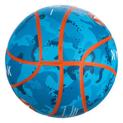 Kids' Beginner Basketball Aniball K500 - Blue