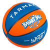 Kids' Size 5 Basketball Wizzy - Blue/Orange.