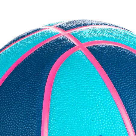 """Bērnu 5.izmēra basketbola bumba """"Wizzy"""", zila/tumši zila"""