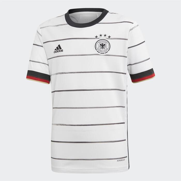 Voetbalshirt voor kinderen replica thuisshirt Duitsland 2020