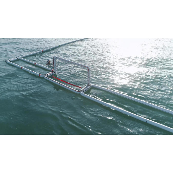 TERRAIN GONFLABLE WATER POLO 500 20 m x 10 m