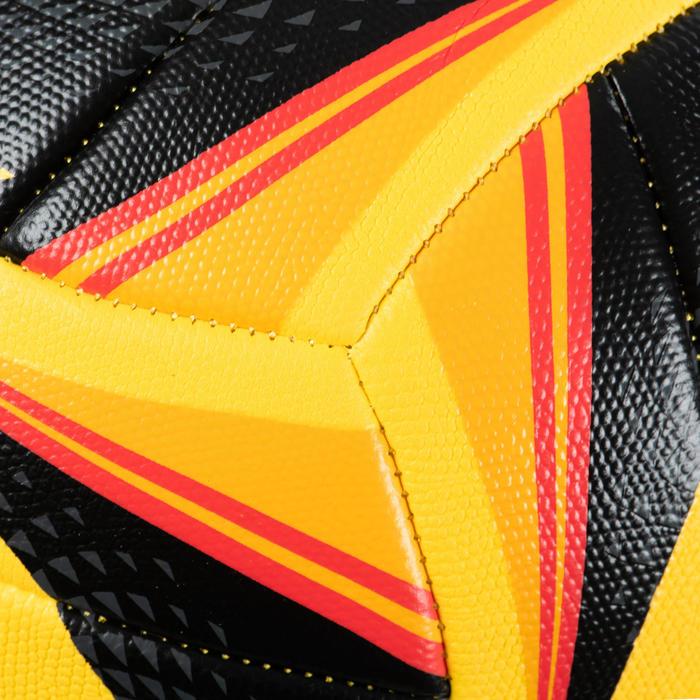 Ballon de beach-volley OPTX Replica jaune et noir