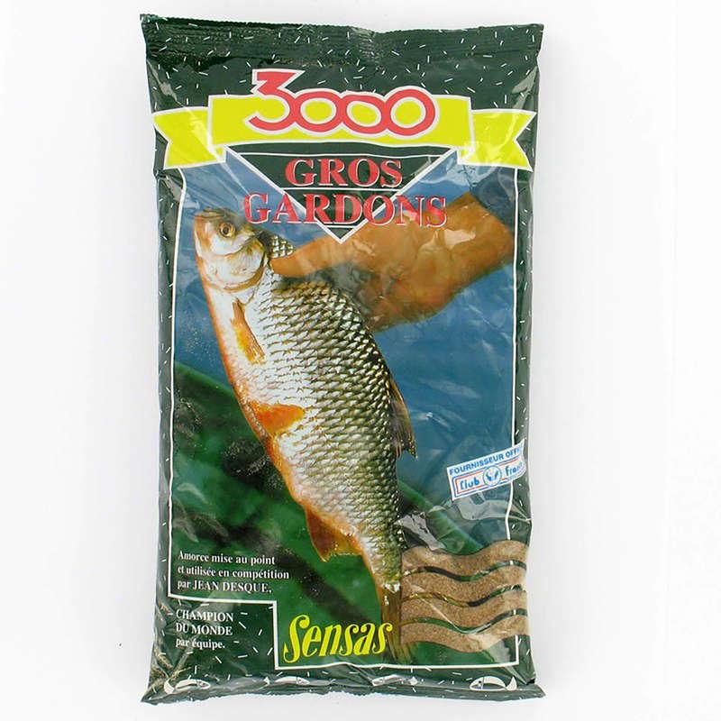 FISHING BAIT, ADDITIVES Fishing - 3000 LARGE ROACH 1 KG SENSAS - Coarse and Match Fishing